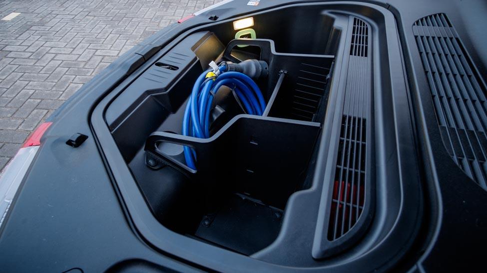 80 liter frunk Ford Mustang Mach E